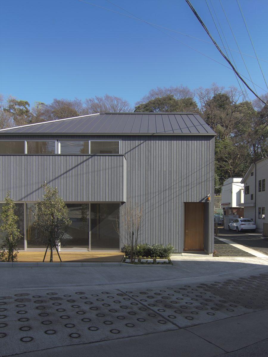 谷戸坂の家
