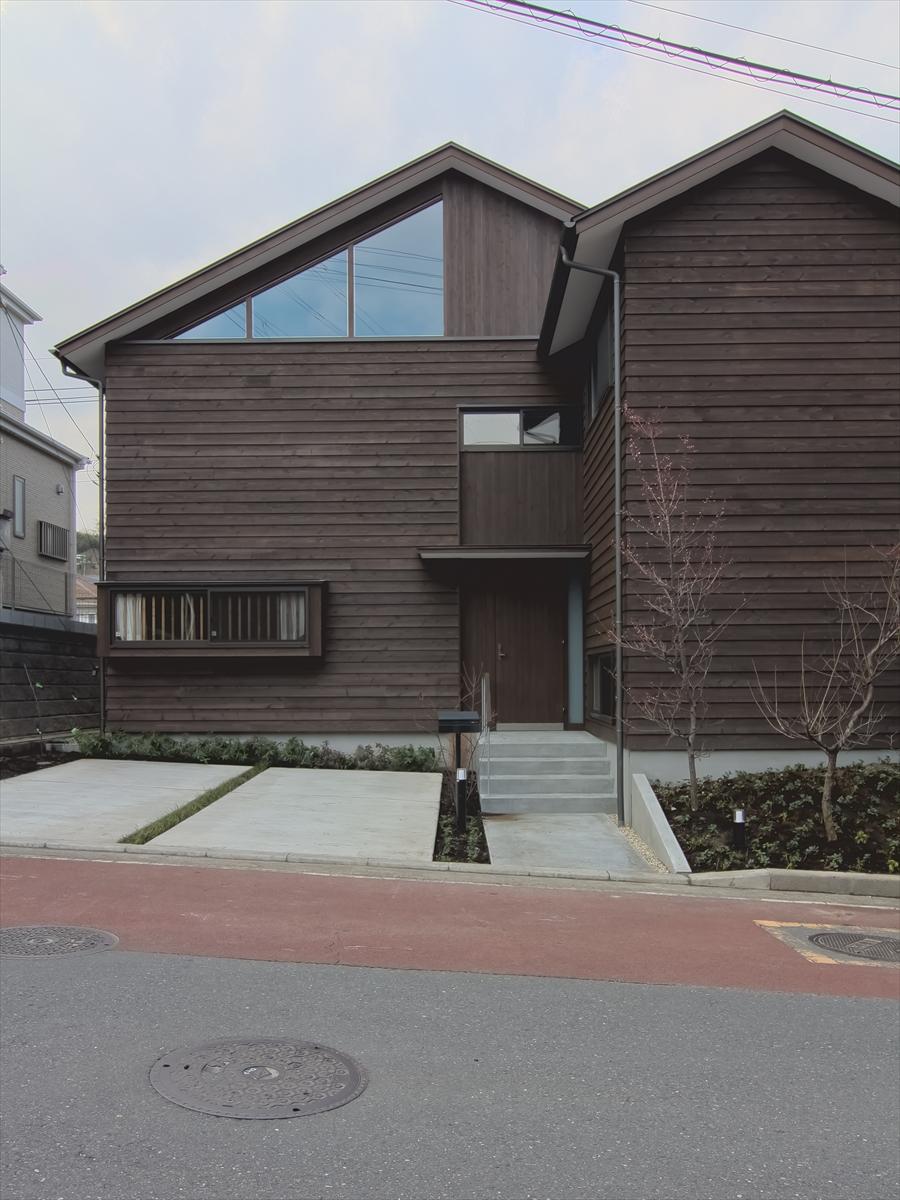 小菅ヶ谷の家