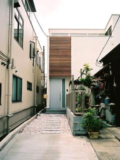 菅沢町の家