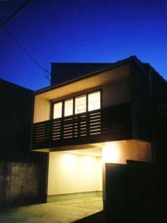 東寺尾の家