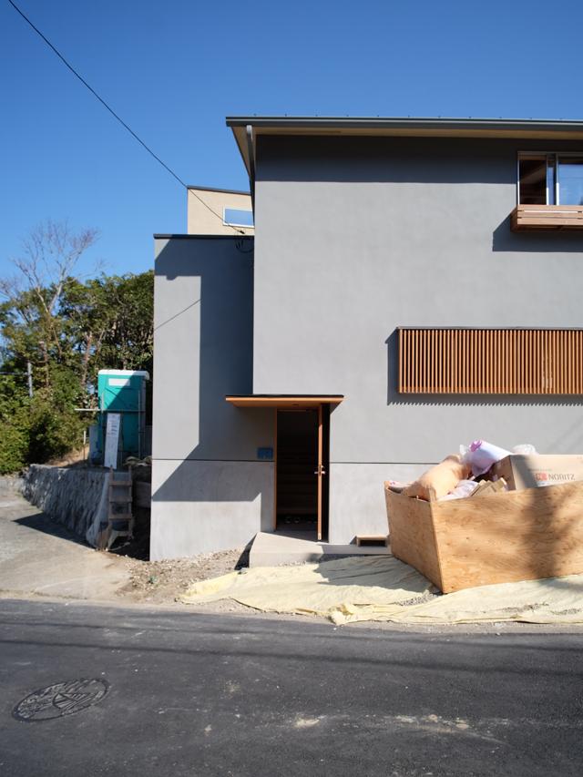 『葉山一色の家』オープンハウスの御案内