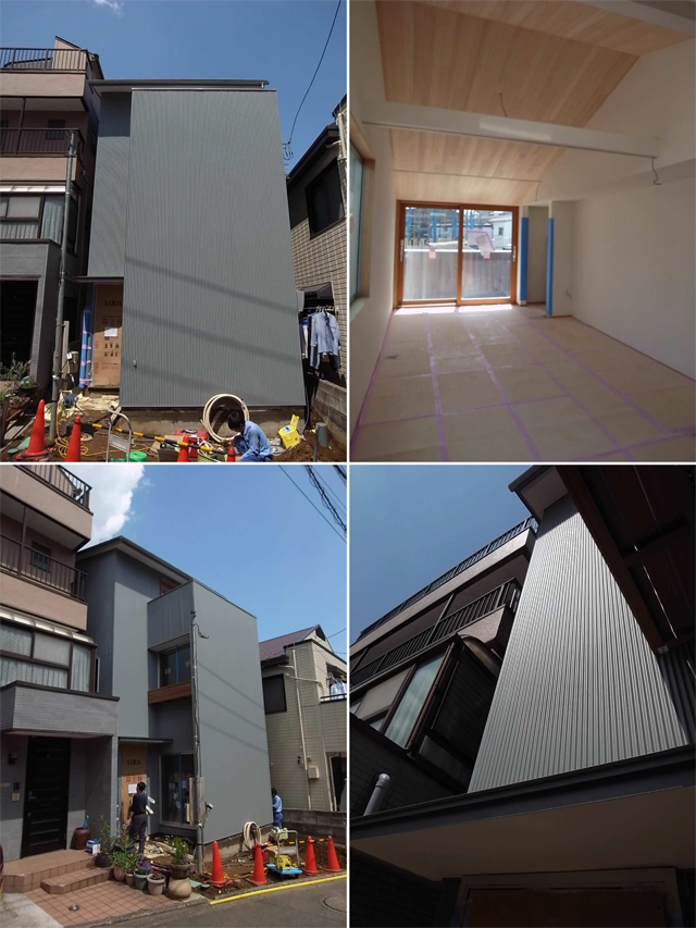 「大崎の家」オープンハウスのお知らせ 開催日:2017/5/7(日)